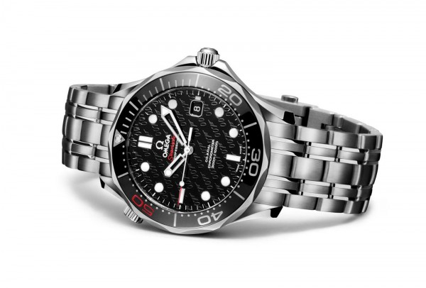 Omega Seamaster James Bond 50th